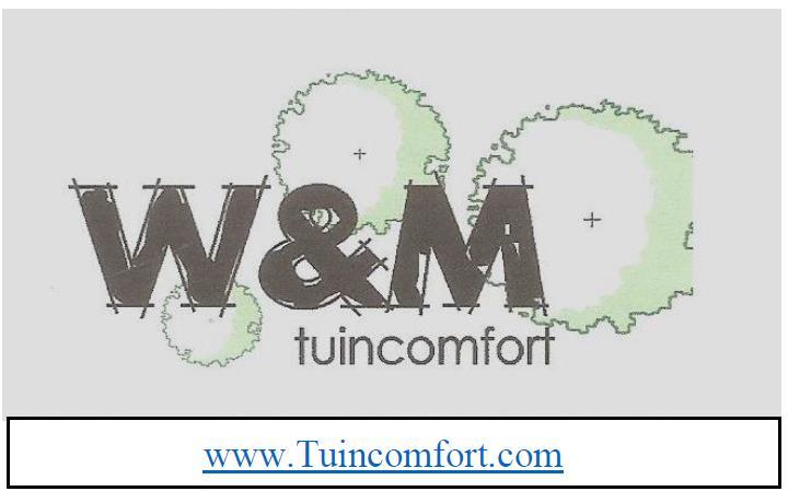 W&M Tuincomfort